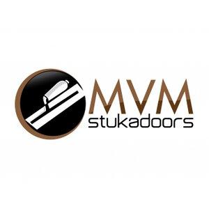 MVM Stucadoors logo