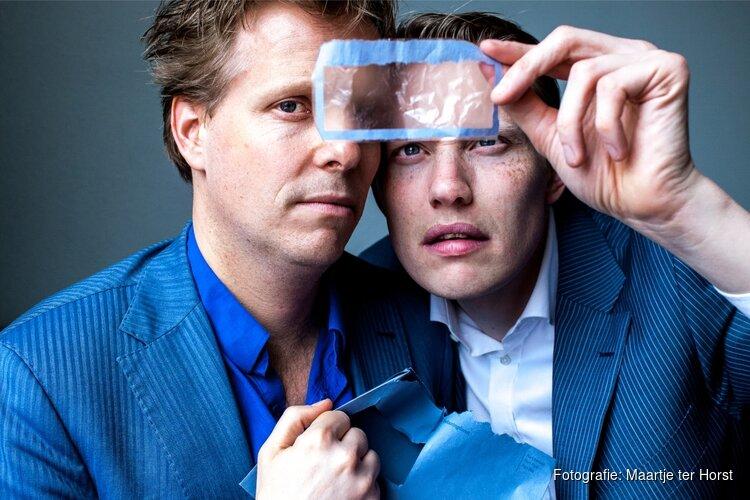 Jan Beuving & Patrick Nederkoorn naar het BON-theater