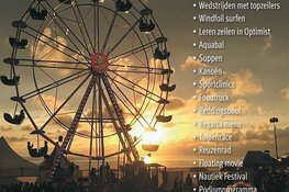Topzeilers, diverse watersporten en uitgebreid programma voor bezoekers