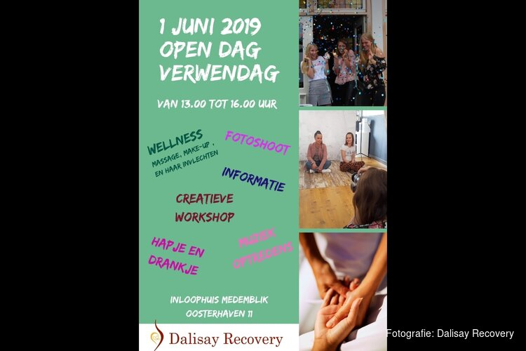 Dalisay Recovery Open Dag