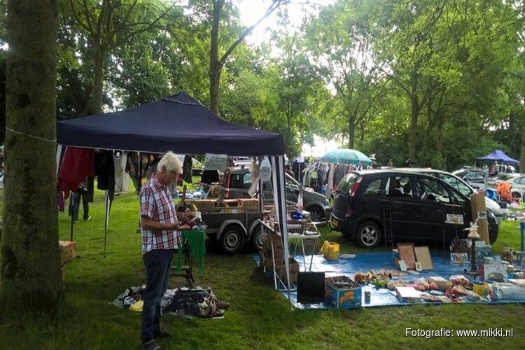 Kofferbakmarkt 2 juni Nesbos, Wervershoof