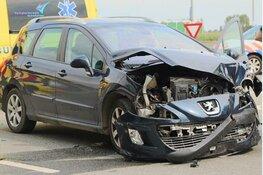 Ongeval in Wervershoof