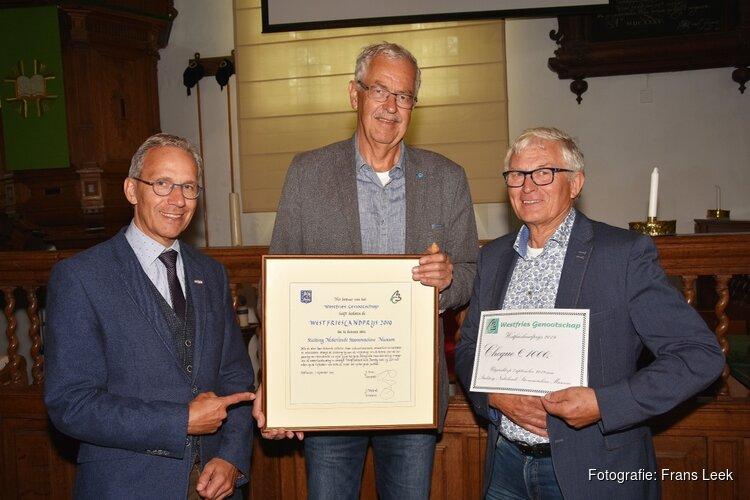 Westfrieslandprijs 2019 naar Stoommachinemuseum