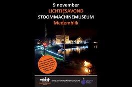Lichtjesavond Stoommachinemuseum