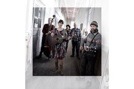 The Oldtime Stringband in Groene Kerkje Lambertschaag