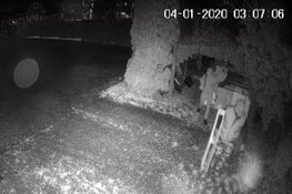 Inbrekers lijken al weken rond te lopen in Andijk en slaan toe in restaurant