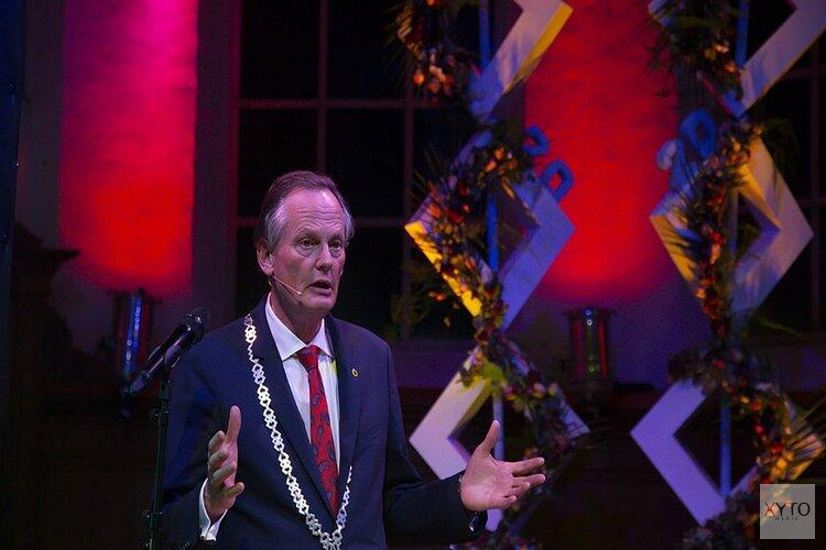 Nieuwjaarstoespraak burgemeester Frank Streng