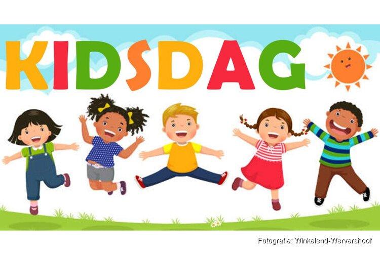 Kidsdag Wervershoof zaterdag 4 april