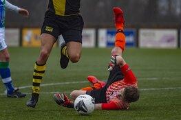 HSV Sport ziet achterstand oplopen na gelijkspel bij Sporting Andijk