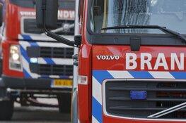 Buurt opgeschrikt door harde knal bij schuurbrand in Wervershoof