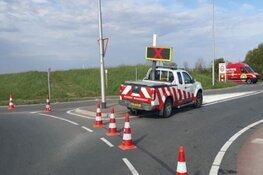 Gemeente Medemblik sluit weg naar afvalbrengstation in Middenmeer af