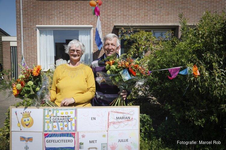 Lintjesregen thuis voor 9 inwoners van gemeente Medemblik