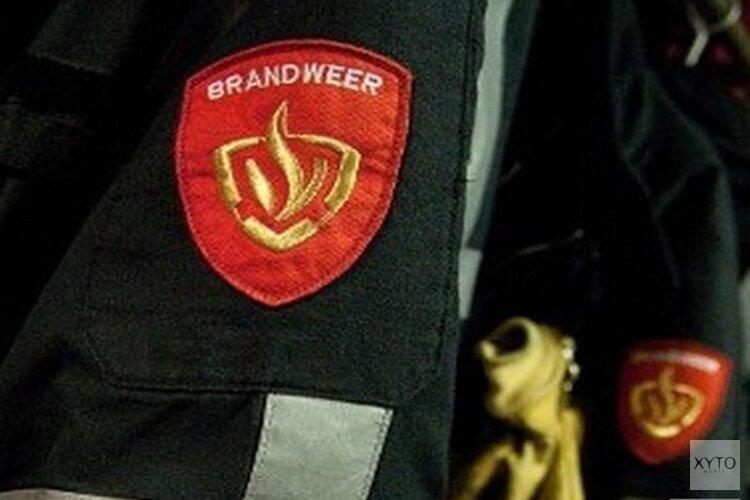 Eenzijdig ongeval Wervershoof, brandweer moet bestuurder bevrijden