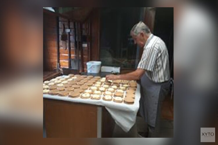 Bakkerijmuseum in MEI alle ZATERDAGEN open