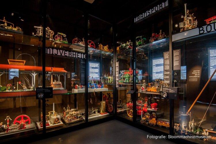 Zomerstoom bij Stoommachinemuseum in juli en augustus