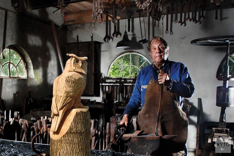 Stoommachinemuseum: Ambachtenweekend met verloting houten beeld
