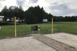 Opening Jumbo Monique jeu-de-boulesbaan op Golfbaan De Vlietlanden in Onderdijk