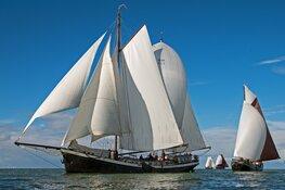 Historische schepen in de Hollandsche Zeilvloot onder druk door corona maatregelen