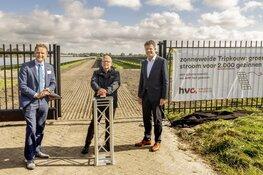 Zonneweide Tripkouw in Midwoud officieel geopend