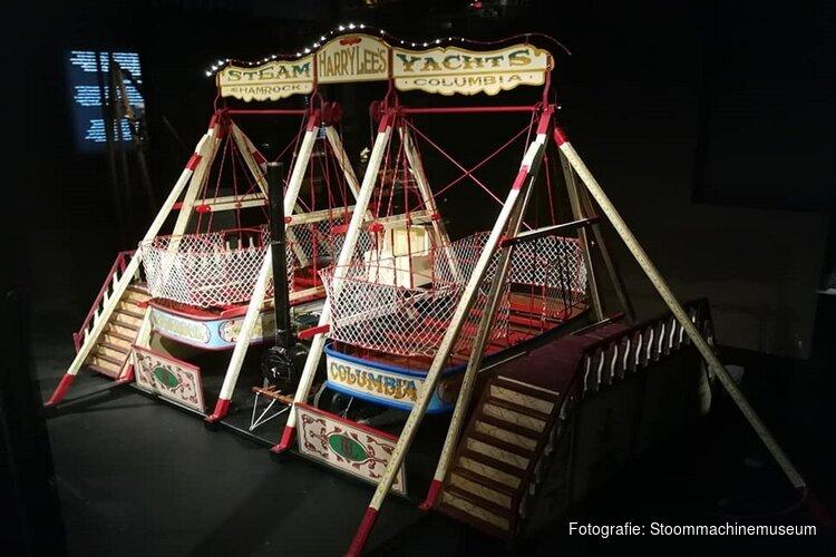 Op stap tijdens de herfstvakantie? Kom naar het Stoommachinemuseum!