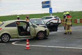 Twee gewonden bij ongeval in Medemblik