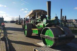 Collectie Stoommachinemuseum verrijkt met Stoomwals Hendrik Jan