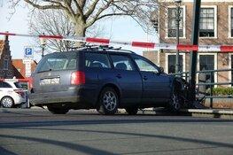 Persoon die doorrijdt na ongeluk in Andijk crasht zelf in Medemblik